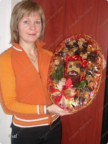 Красиво подарить конфеты-просто!!! фото 3
