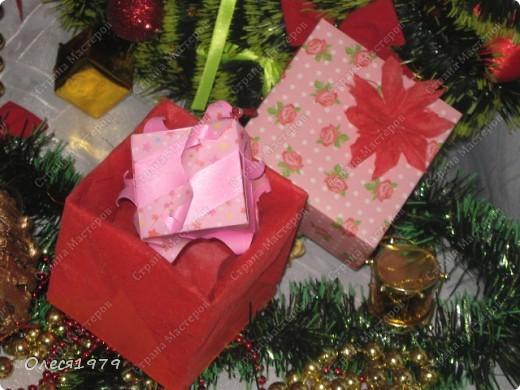 Новогодние кусудамы - часть 2 фото 5