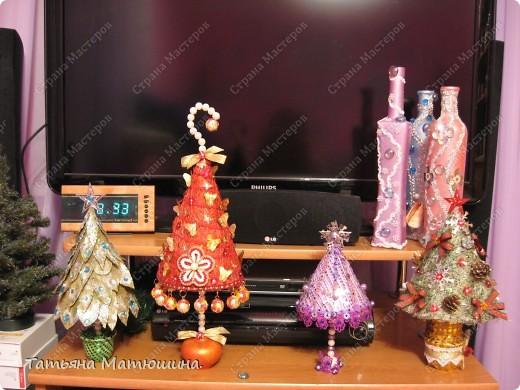 Как же без фиолетовенькой ёлки встречать Новый год? фото 2