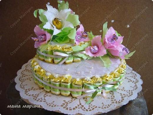 тортик для подруги фото 3
