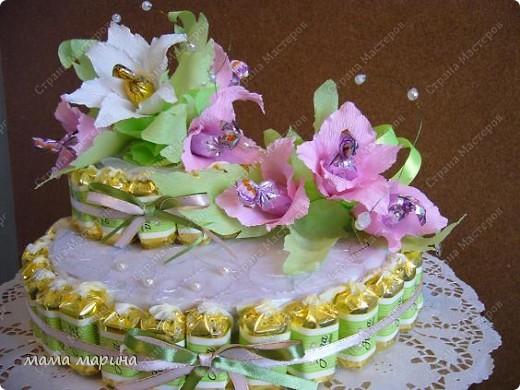 тортик для подруги фото 1