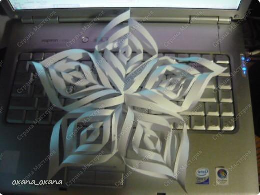 звёздочка... ну или снежинка! фото 1