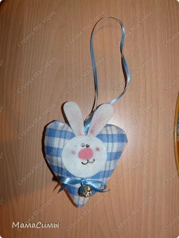 Три мягких сердечка. фото 7