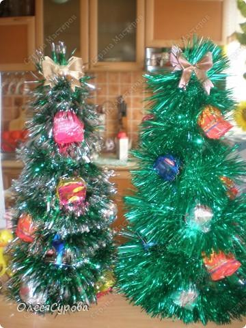 Вот такие сладкие ёлочки в подарок! фото 1