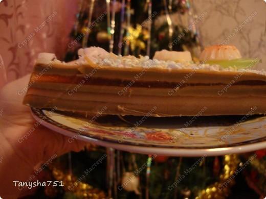 """Все свои творения """"пирожные, торты, конфеты"""" собрала в кучу и устроила им фотосессию. Мне кажется получилось мило.  фото 3"""