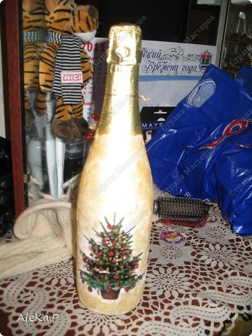 Бутылочки к НГ фото 7