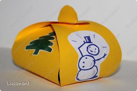 Коробочка для подарка фото 7
