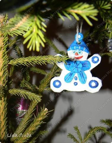 новогодние игрушки фото 4