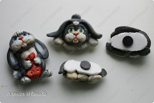 Спасибо Ариадне за идею со снегирями))) фото 9