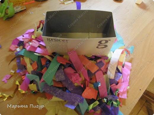 Вот такую коробочку я недавно сделала. фото 3
