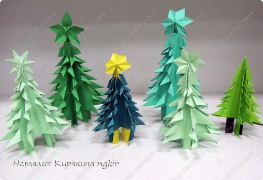 Символ года в новогоднем лесу. 4 класс фото 2