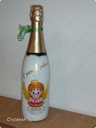 Бутылочки к Новому году. фото 14