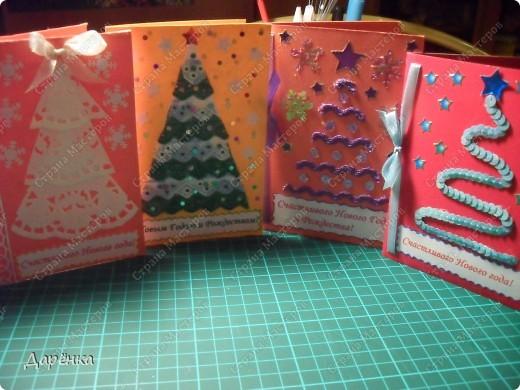 Ещё 4 открытки к Рождеству. фото 7