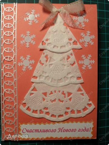 Ещё 4 открытки к Рождеству. фото 4