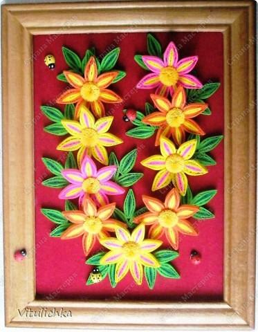 Цветочки-огонечки фото 4