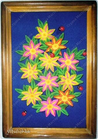 Цветочки-огонечки фото 2
