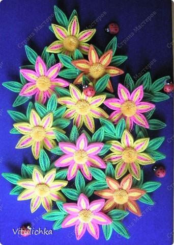 Цветочки-огонечки фото 7