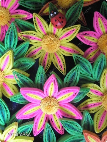 Цветочки-огонечки фото 3