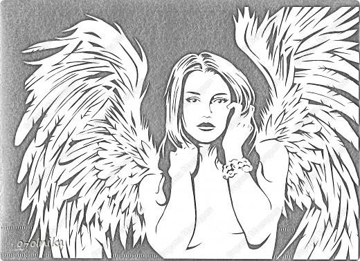 Вокруг нас столько ангелов летает… Открой глаза и ты увидишь крылья, Покрытые лучистой звездной пылью, Они и нас с тобою окрыляют !  фото 2