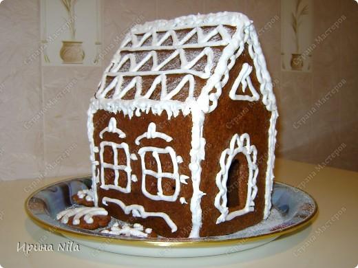 Такой домик получился вид со всех сторон. фото 2