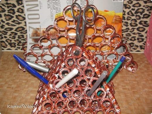 Подставка для карандашей и журналов фото 10
