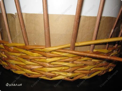 Материалы и инструменты Поделка изделие Декупаж Плетение Шкатулка- 31 Бумага газетная Картон Салфетки фото 11