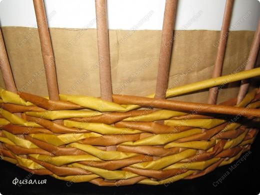 Материалы и инструменты Поделка изделие Декупаж Плетение Шкатулка- 31 Бумага газетная Картон Салфетки фото 12