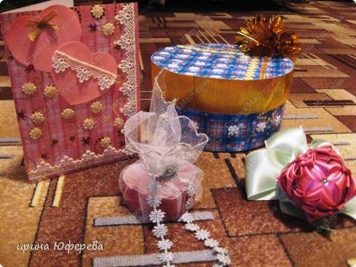 Готовимся к Валентинову дню... фото 1