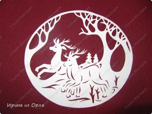 Эти вырезалочки я подсмотрела у Likmiass http://stranamasterov.ru/node/114003. фото 3