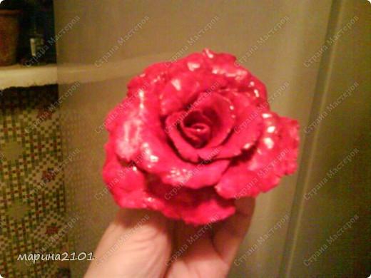 Роза с феропласта фото 4