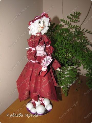 Рост этой куколки 40 сантиметров. фото 2