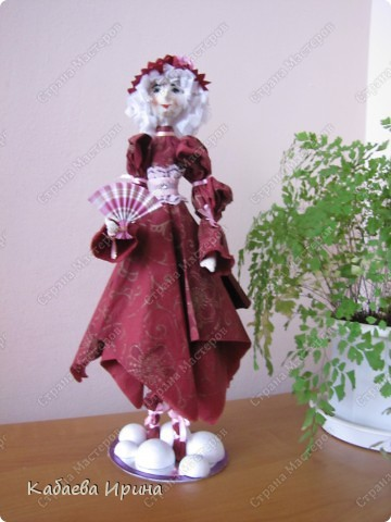Рост этой куколки 40 сантиметров. фото 1