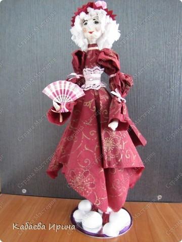 Рост этой куколки 40 сантиметров. фото 3