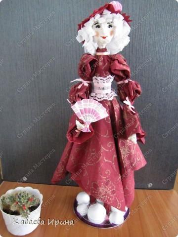 Рост этой куколки 40 сантиметров. фото 4