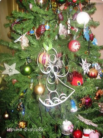 Новогодние поделки  фото 8