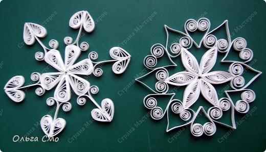 Сделала много разных снежинок, спасибо мастерицам за идеи и Татьяне Николаевне за МК http://stranamasterov.ru/node/3419?tid=451%2C587  фото 2