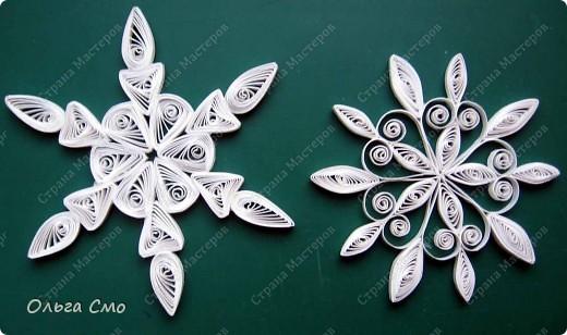 Сделала много разных снежинок, спасибо мастерицам за идеи и Татьяне Николаевне за МК http://stranamasterov.ru/node/3419?tid=451%2C587  фото 4