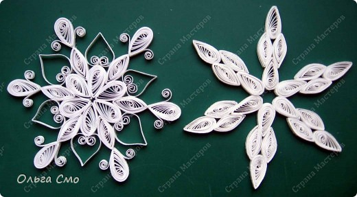 Сделала много разных снежинок, спасибо мастерицам за идеи и Татьяне Николаевне за МК http://stranamasterov.ru/node/3419?tid=451%2C587  фото 8