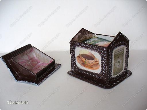 Мой первый  чайный домик  фото 2