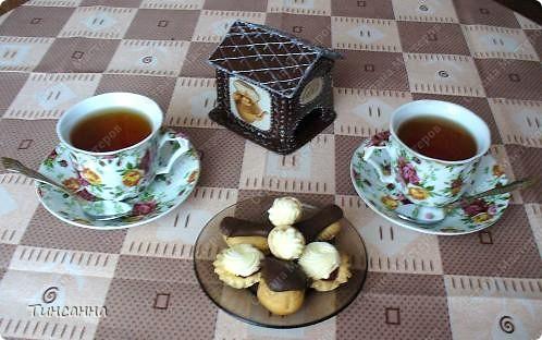 Мой первый  чайный домик  фото 3