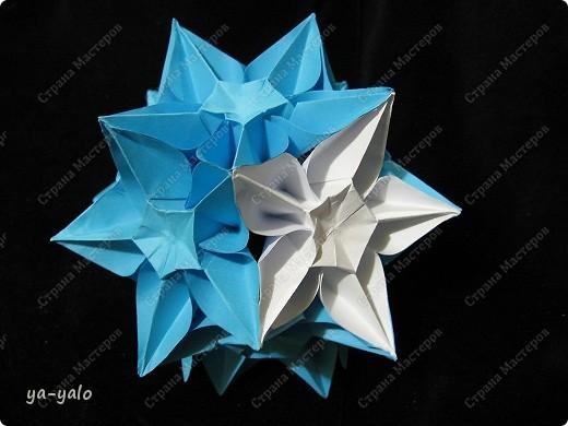 Кусудама Оригами Carambola