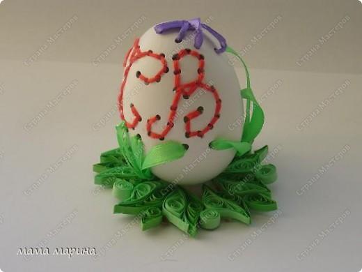 Вот и готово второе яйцо  фото 1