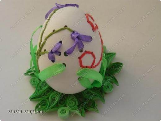 Вот и готово второе яйцо  фото 4
