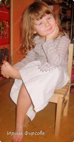 Костюм для дочки фото 1