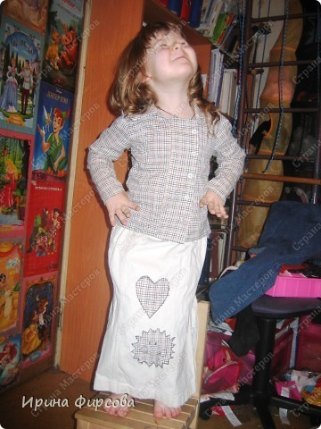 Костюм для дочки фото 3
