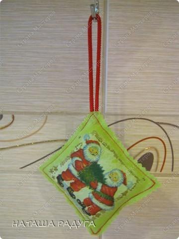 Новогодние подвески. фото 1