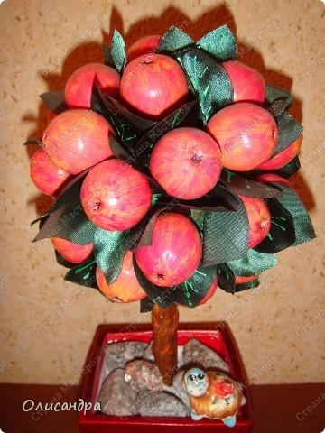 Поделки связанные с яблоками 24