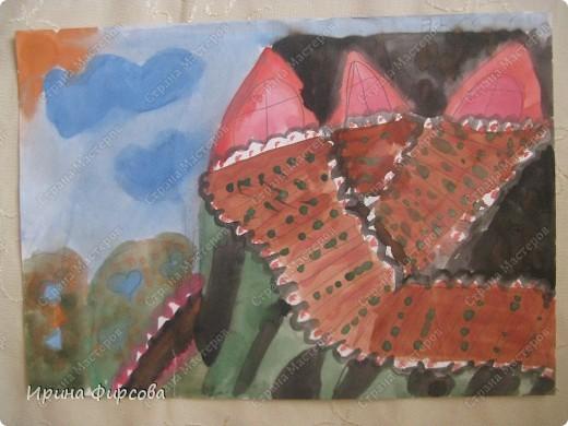 Рисунки Ани фото 7