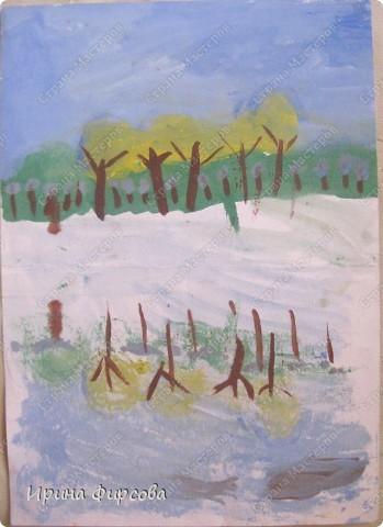 Рисунки Ани фото 4
