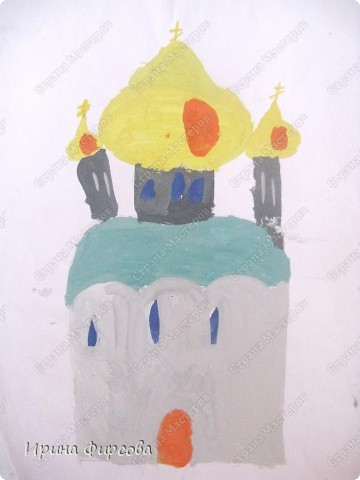 Рисунки Ани фото 10